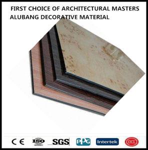 Оформление материалов алюминиевых композитных панелей для наружная оболочка