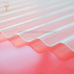 Panneau mural en fibre de verre ondulé en PRF
