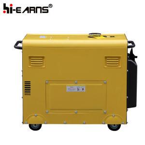 2kw-5kw Groupe électrogène Diesel Portable (DG6500SE)