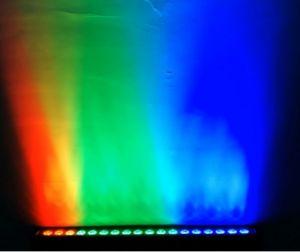 LED 15W*18は壁の洗浄段階党ライトを防水する
