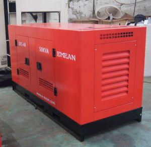garanzia 2years con il generatore diesel silenzioso eccellente di iso 80kw 100kVA del Ce