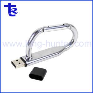 Для использования вне помещений подарки карабин USB флэш-памяти для компании подарок