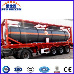 Hydrofludric酸のHci 32%/CausticのソーダNaoh 32%/Nacl/Naclo ISOタンク容器