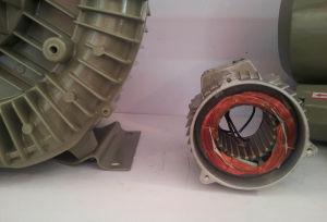Canal do lado do anel do ventilador Ventilador, Bomba de Vácuo