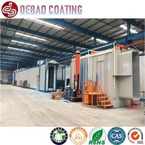 Latest Multi - Power Customized Aluminum Powder Painting System Coating Machine with ISO9001