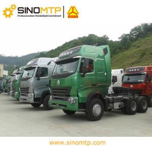 SINOTRUK HOWO A7 6X4 65TON Caminhão Trator com Cabine P-A7