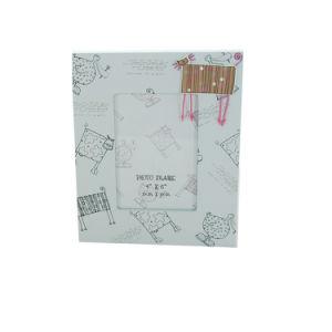 Het in het groot Houten Album van de Foto in MDF voor de Decoratie van het Huis van Jonge geitjes