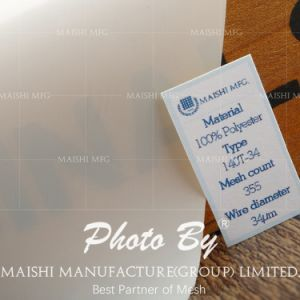 Netwerk het van uitstekende kwaliteit van de Polyester voor het Netwerk van de Filter/het Vastbouten van de Doek/van de Filter