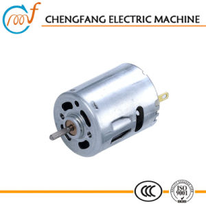 14.4V motor eléctrico motor de CC RS-365sh para destornillador inalámbrico