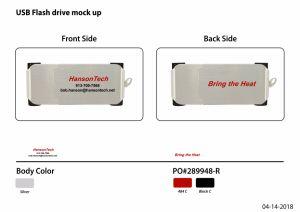 Флэш-накопитель USB Promotioal подарок с логотипом DIY U017/Си029
