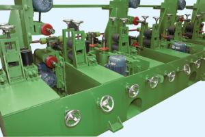 스테인리스 또는 철 금속 사각 관 닦는 기계장치