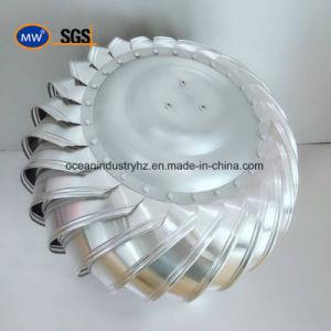 Ventilador da turbina eólica de alumínio