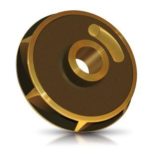 De aço inoxidável, Bronze, o eixo propulsor e partes separadas para bomba de esgoto submersíveis