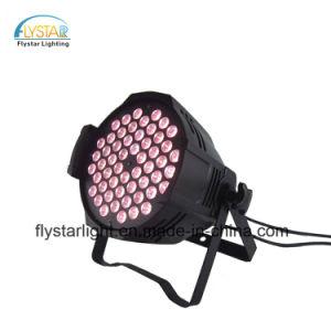 Venta Directa de Fábrica Guangzhou 54pcs 3in1 RGB LED PAR 64