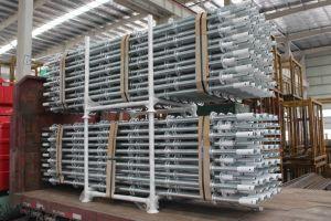 Горячий DIP оцинкованных лесов для строительства с EN12810 сертификат