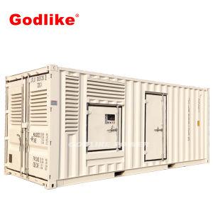 セリウム、ISOは承認したCumminsの容器800kwの発電機(GDC1000*S)を