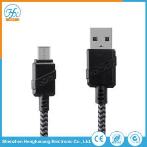 習慣5V/2Aの電気マイクロデータSamsungのための充満電話USBケーブル
