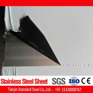 Ss 304 пластины из нержавеющей стали (2B BA № 4)