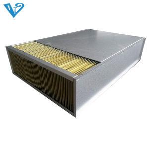 Erbのカウンターの流れの熱交換器のコア