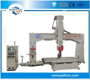 3D 모형에게 만들기를 위한 5개의 축선 CNC 기계장치