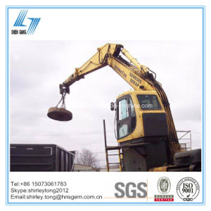Scrap Yardのための高いWorking Frequency Excavator Lifting Magnet