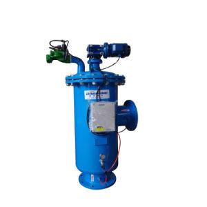 排水処理のための炭素鋼の自浄式フィルター