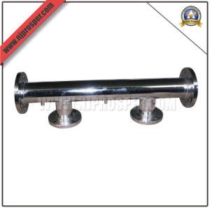 Collettore flangiato di scarico dell'acciaio inossidabile del collegamento (YZF-E36)