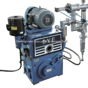 재생하고 시험하는 기름을%s 2 단계 회전하는 피스톤 진공 펌프