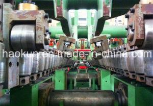ERW Rohr, das Maschine geschweißte Rohr-Längsmaschine herstellt