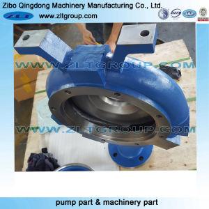 3196 Goulds МКП центробежный насос из нержавеющей стали со стороны картера