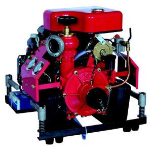 La pompe incendie portable (BJ-20-A)