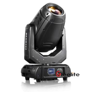 Cabezas móviles Ares GL280 Punto de haz de luces potente lavado