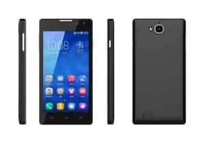4.5 Duim IPS Mtk6572 Dual Core Android 4.2 GPS van Dual SIM Mobile Phone 3G OEM Support