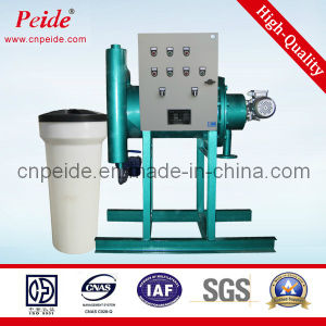 Boiler Water Treatment System를 위한 Water Treatment Equipment 재생