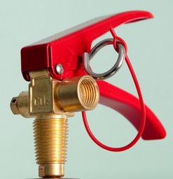Válvula de alta qualidade para o CO2 Extintor de Incêndio