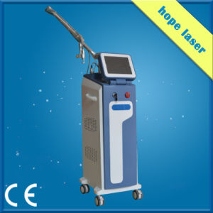 Láser de CO2 Fraccional Vertical Scar Extracción de la máquina para la venta