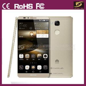 Originele Huawei stijgt Partner 7 Mt7-Tl10/UL00 6.0  Kirin 925 Octa Kern 4G Lte WCDMA 3G Androïde 4.4 Smartphone