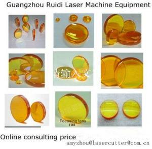 Des Qualität USA-Znse Fokus 5 CO2 Laser-Objektiv-22mm Durchmesser-63… für CO2 Laser-Ausschnitt-Maschinen-Objektiv
