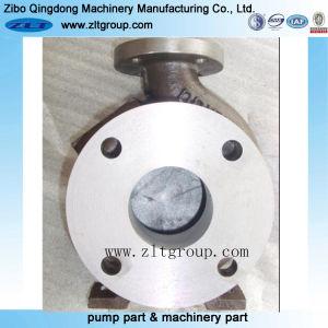 Processus de moulage au sable Durco Carter de pompe centrifuge (6X4-10)
