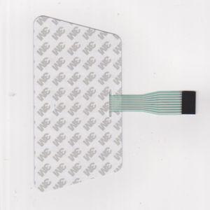 Personalizar la sensibilidad alta cúpula metálica adhesiva 3m Medical Interruptor de membrana