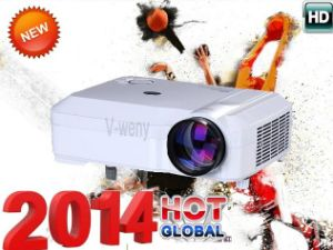 HD 1080P WiFi 3D Digital Home Theater LED Projector/Proyector/Video Beamer