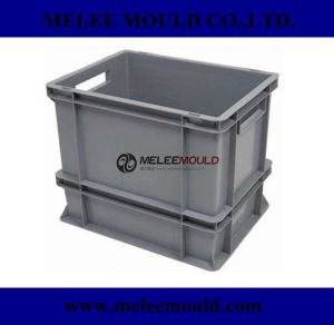固体スタック可能プラスチックの箱型