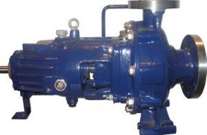 Phase unique horizontal de la pompe avec certificat CE