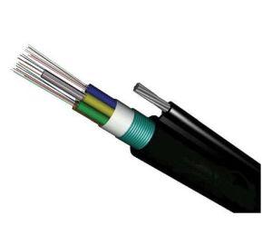 GYTC8S Figura-8 Self-Supporting tipo cabo de fibra óptica