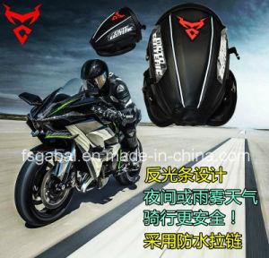 Motoの中枢的な反射オートバイの防水テール袋