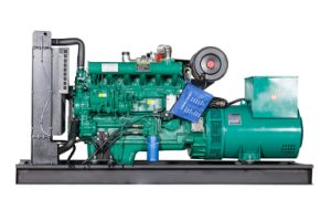 60kVA 48kw元の真新しく主な力大きい力のディーゼル発電機セット