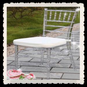 Plexi 명확한 Chiavari 의자