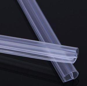 D tira de PVC em forma de Banho Duche Fita de vedação da porta