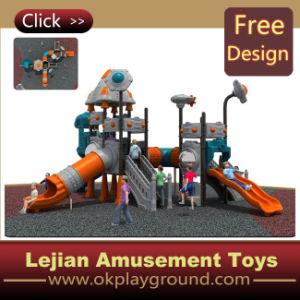 Extérieure Méchant Château enfants Playground Equipment