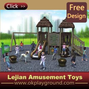 La Chine célèbre terrain de jeux de plein air de divertissement pour enfants (X1405-9)